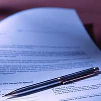 Modelo de contrato para website