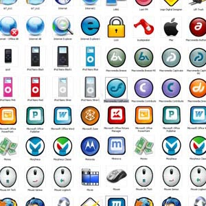 Pacotes de ícones para sistemas