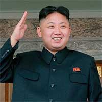 Corte de cabelo igual ao do Kim Jong Un?