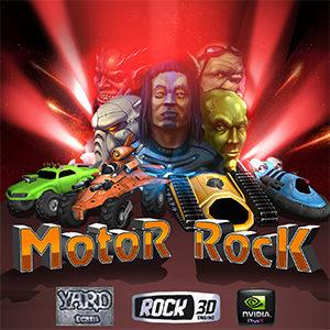Motor Rock, o Novo Rock and Roll Racing