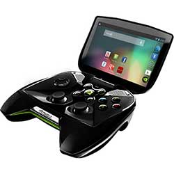 Nvidia Shield - Jogue Android e PC neste portátil