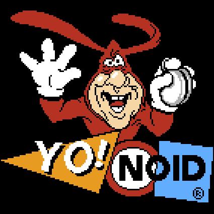 Game do mês - Janeiro 2012 - Yo Noid!